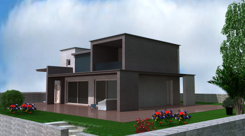 Villa singola Capriolo