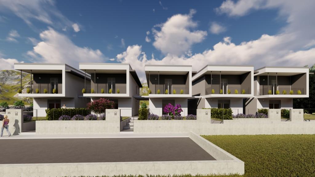 Adro – Nuovo complesso residenziale